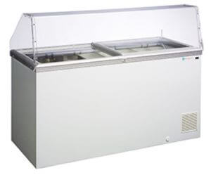 Ice Cream Scooping Freezers – Fits 11 x 5Lt Tubs