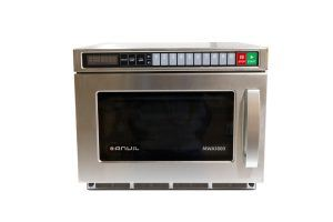 HEAVY DUTY MICROWAVE 1800W