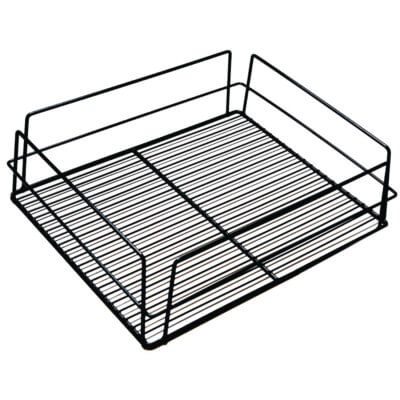 Glass Storage Basket 425 x 350mm