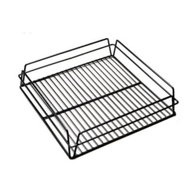 Glass Storage Basket