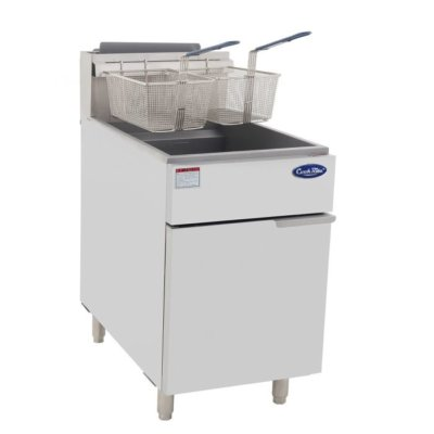 CookRite 5 Tubes Gas Deep Fryer W535 x D765 x H1128