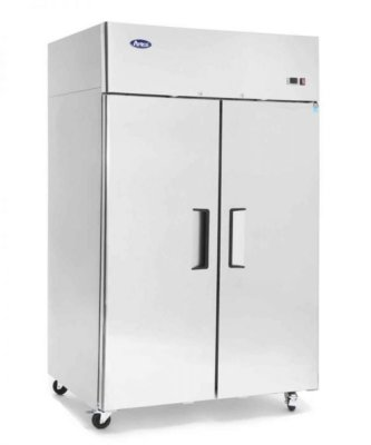 Atosa Top Mounted 2 Door Refrigerator 1314 mm