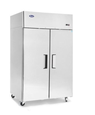 Atosa Top Mounted 2 Door Freezer 1314 mm