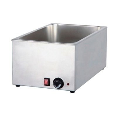 CookRite Bain Marie with Mechanical Controller 580x340x245