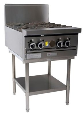 Cook Top on Stand - Gas