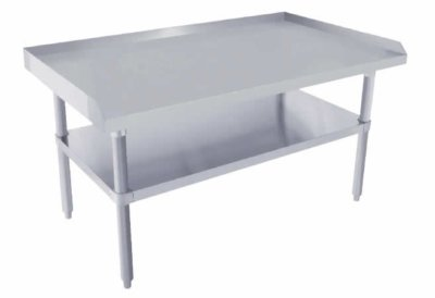 CookRite Stainless steel Stand W1250x D740 x H180