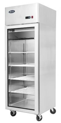 Atosa Top Mounted 1 Door Refrigerator Showcase 730 mm