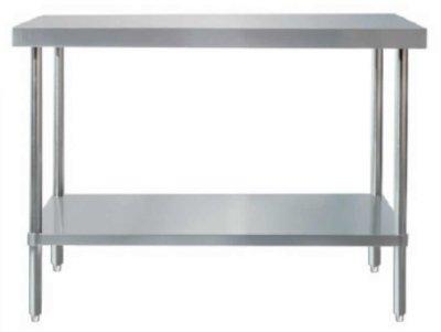 MixRite Flat Top Work Bench-W1500 x D600 x H900