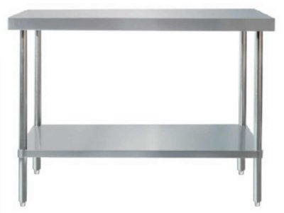 MixRite Flat Top Work Bench-W1200 x D600 x H900