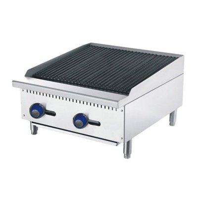 CookRite 610mm Radiant Broiler W610 x D700 x H385