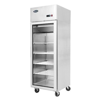 Atosa Top Mounted 1 Door Freezer Showcase 730 mm