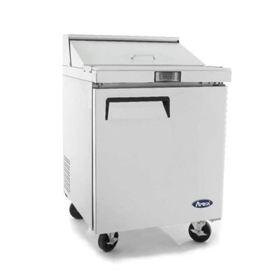 Atosa 1 Door Sandwich Prep Table Refrigerator 698 mm