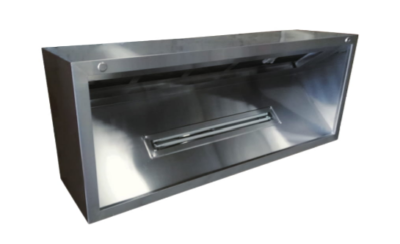 SimcoHood SH Series Exhaust Canopy-4000×1000