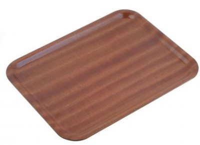 Mahogany Wood Tray – 600 X 450mm