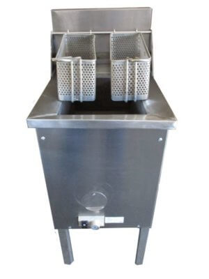 Deep Fryer – Gas – Single Vat