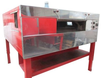VIP Rotating Gas Deck Pizza Oven – PGR1600 – USED