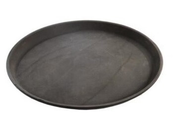 Non-Slip Round Drink Trays 350mm