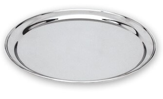 Serving Tray – Stainless Steel 400mm