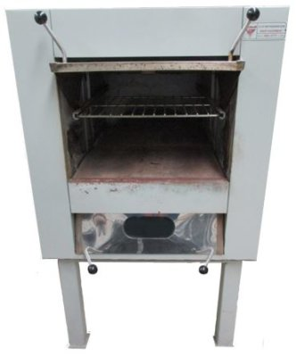 VIP Commercial Wood Fired Oven 'Box Style' – Used