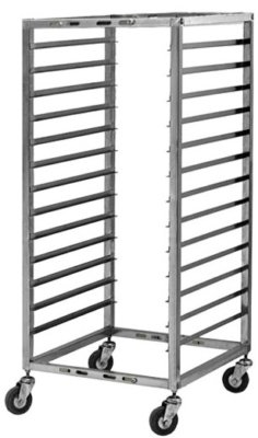 Square Corner Stainless Steel Gastronorm / Bakery Racks – GTS-130