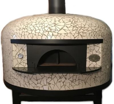 Mediterranean Wood or Gas Pizza Oven
