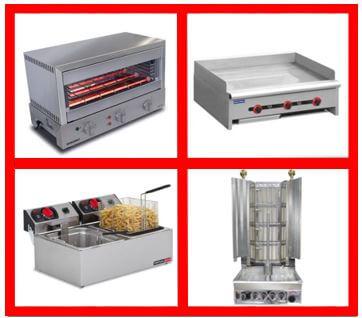 S19: Cooking Equipment - Bench Top