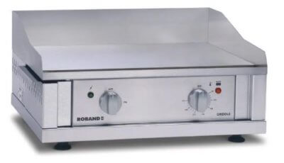 Roband G500 Griddle Plate – 2,300 Watts- 10 Amps