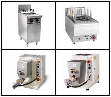 S5: Pasta Machines - Pasta / Noddle Cookers