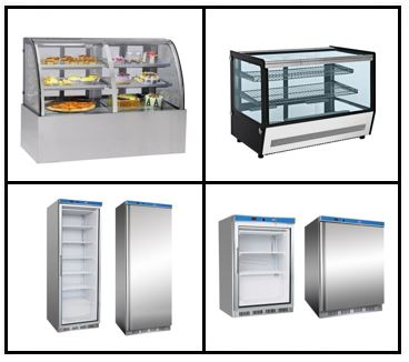 S13: Matching - Display & Storage (Fridge-Freezer-Heated-Ambient)