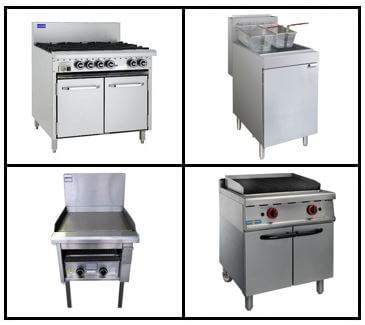 S20: Cooking Equipment - Floor Standing