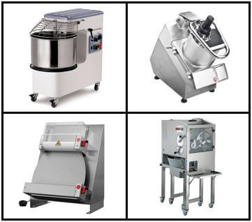 S2: Pizza & Bakery Equipment