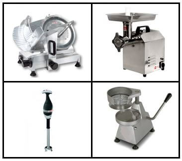 S22: Food Preparation Equipment