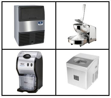 S23: Ice Machines & Ice Crushers / Shavers