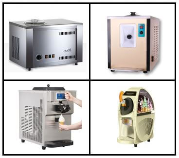 S25: Ice-Cream Machines