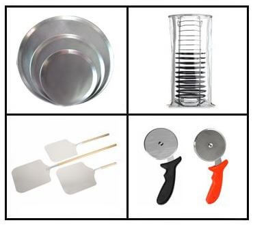 S3: Pizza Accessories & Utensils