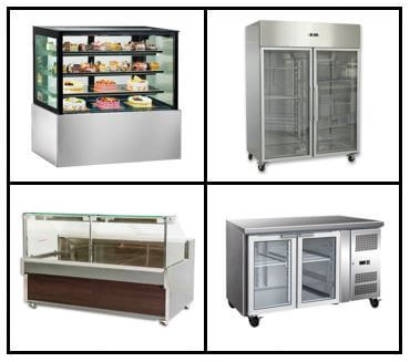 S9: Fridges - Displays