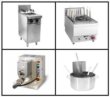 S5: Pasta Machines - Pasta / Noddle Cookers