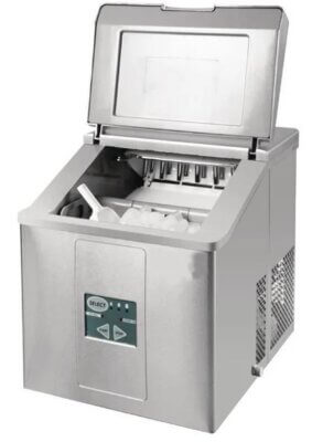 Countertop Ice Machine 15kg Output/ 24hr – Manual Fill