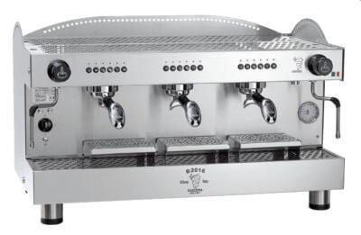 BEZZERA PROFESSIONAL ESPRESSO MACHINE – BZB2016S3DE