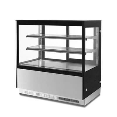 Modern 2 Shelves Cake or Food Display – GN-900RF2