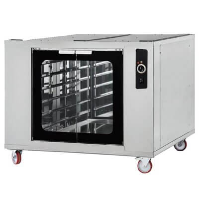 Prismafood Single Door 12 Tray Food Proving Chamber- TP4-44