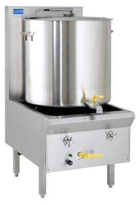 Luus WF-1SP Traditional Stockpot Boiler with Duckbill Burner