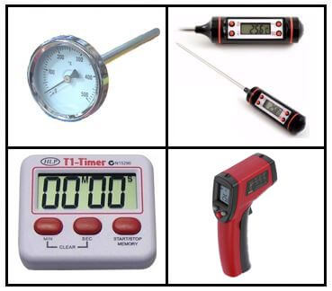 S27: Temperature & Time Devices