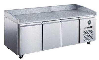 Three Door Standard Saladette – XPZ3600TN