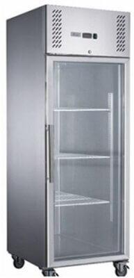 S/S Full Glass Door Upright Freezer – XURF600G1V