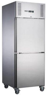 S/S Two Door Upright Freezer – XURF600S1V