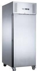S/S Single Door Upright Fridge – XURC600SFV
