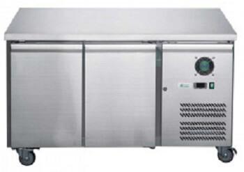 S/S Two Door Bench Freezer – XUB6F13S2V