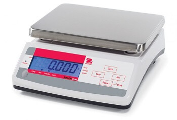 Valor 1000 Compact Bench – 30kg x 5gr