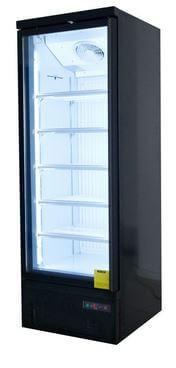 Upright Display Fridge 1 Door 360L 625mm